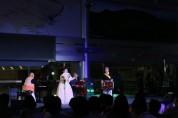 '문화로 이음' DMZ 평화음악회 성황리에 마치다.